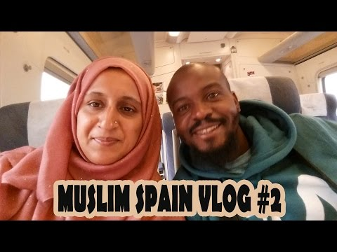 MUSLIM SPAIN VLOG #2 | Seville and Granada (Alhambra Palace)