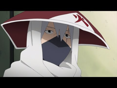 Kakashi Becomes The 6th Hokage