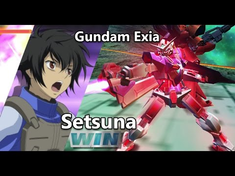 Gundam Vs. Gundam NEXT PLUS: Gundam Exia - Arcade Mission H