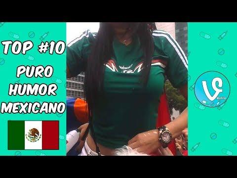 TOP 10 | PURO HUMOR MEXICANO RECOPILACION ABRIL 2018 | LOS MEJORES VIDEOS DE RISA DE LOS MEXICANOS