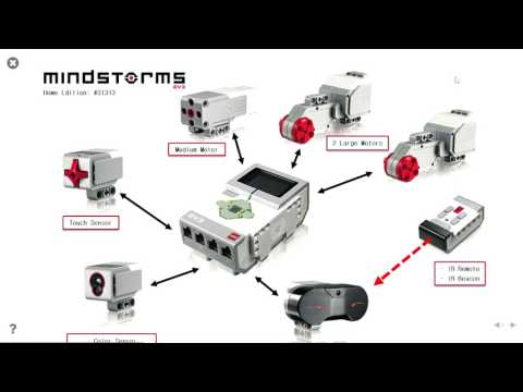 Programming Lego Mindstorms robots with Python - YouTube