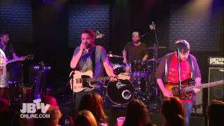 FRIGHTENED RABBIT - BACKYARD SKULLS JBTV Music Studios (Live Music Video)