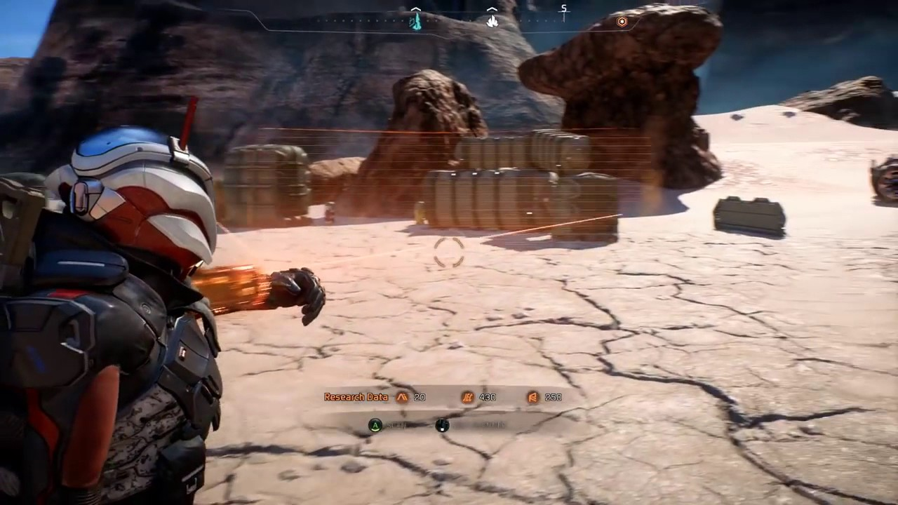 N7 Armor Mass Effect Andromeda: Mass Effect Andromeda N7 Armor: How To Get Shepard's N7