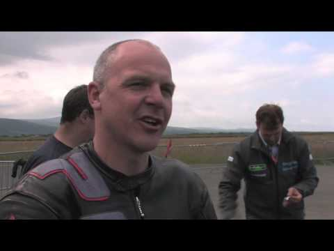 George Spence Kingston University Electric Motorcycle Diary no.32 Isle of Man TTXGP