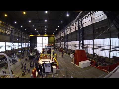 Damen Shipyards Gorinchem 2013