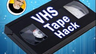 vhs-tape-hack