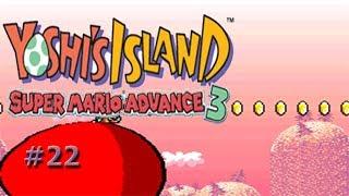 Corre como el viento, Yoshi/Yoshi´s Island: Super Mario Advance 3 #22