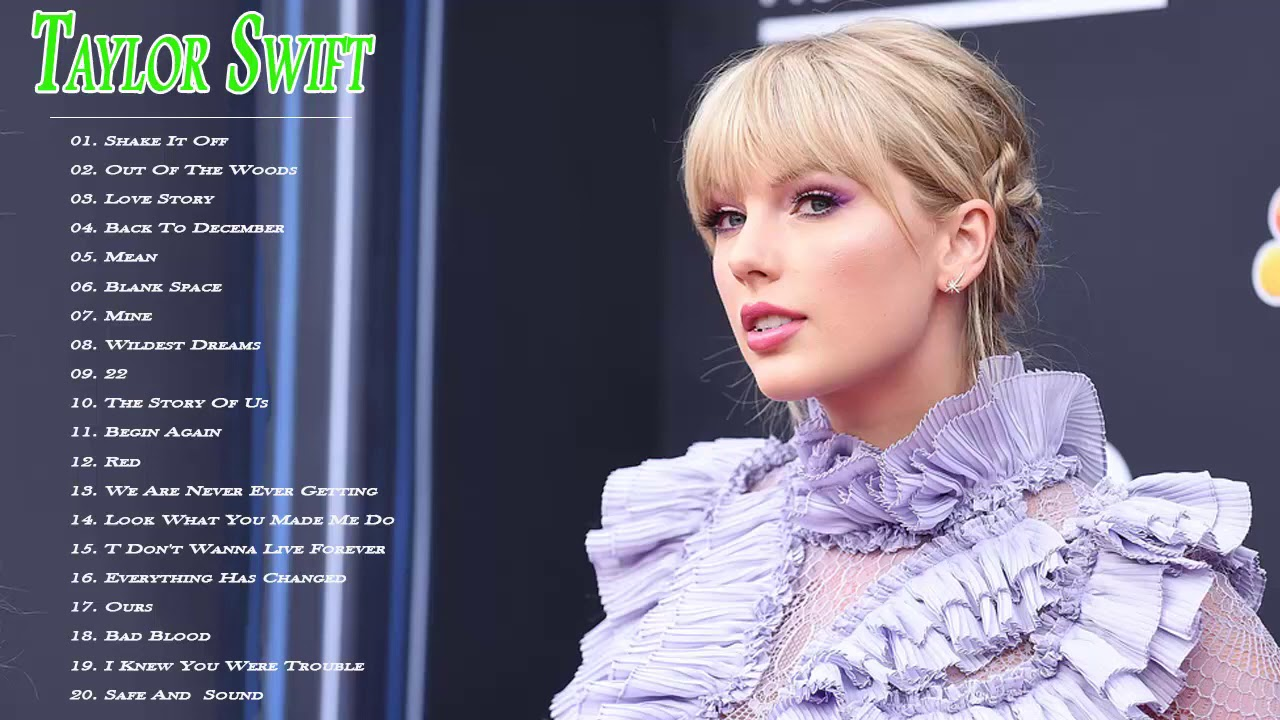 Taylor Swift Greatest Hits || Taylor Swift Playlist Of Songs