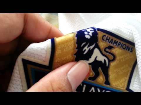 Fake Barclays Premier League gold patches?