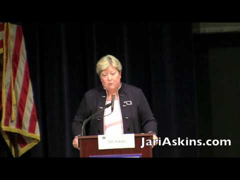 OK Academy Gov Forum: Askins on Oklahoma Businesses