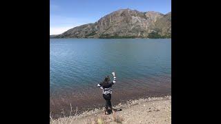 La magia de las Lagunas de Epu lauquen, en el Norte de la provincia de Neuquén