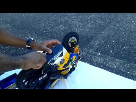Vlog #14 Suzuki GSXR- 1000 RC Model