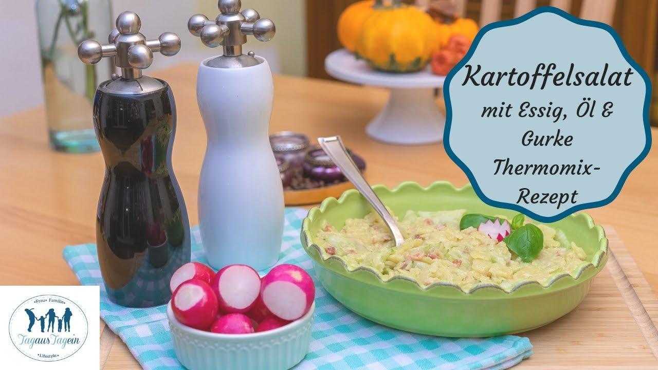 Rezept Für Kartoffelsalataus Dem Thermomix
