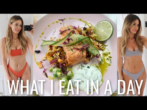 WHAT I EAT IN A DAY | MODEL MOUTH | MY DIET