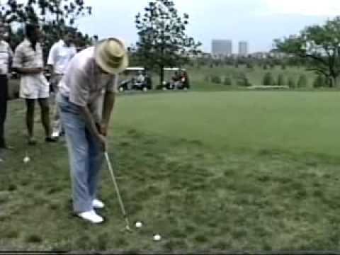 Byron Nelson Chipping