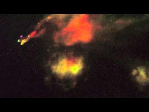 DER WALDLÄUFER live feat. Niklas Hardt (Cello) @ Le voyage abstrait, 9.11.13, Planetarium Hamburg