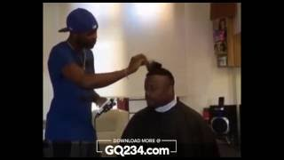 Okon In London Barber Billed Him 10 N6000 He Provoked