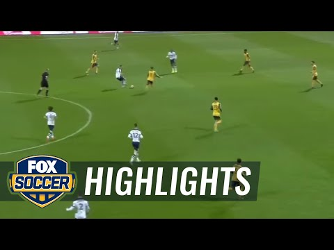 Preston North End take an early lead vs. Arsenal | 2016-17 FA Cup Highlights