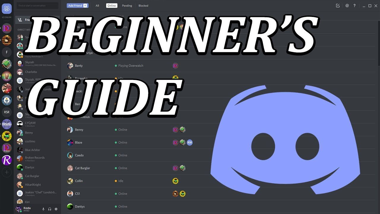 Creating a Discord Server [Part 7] Basic Text Formatting