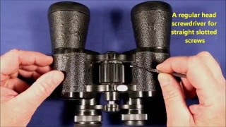 How To Align Binoculars At Hom…
