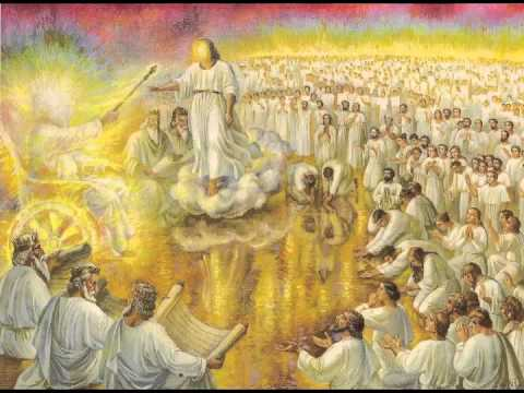 Who Is the Son of Man? (Rev14Msgs4) - June 28, 2014 - Trent Wilde