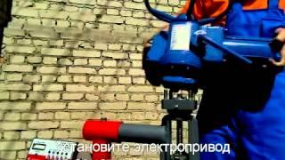 Параметри електропривода ГЗ-А. 100.