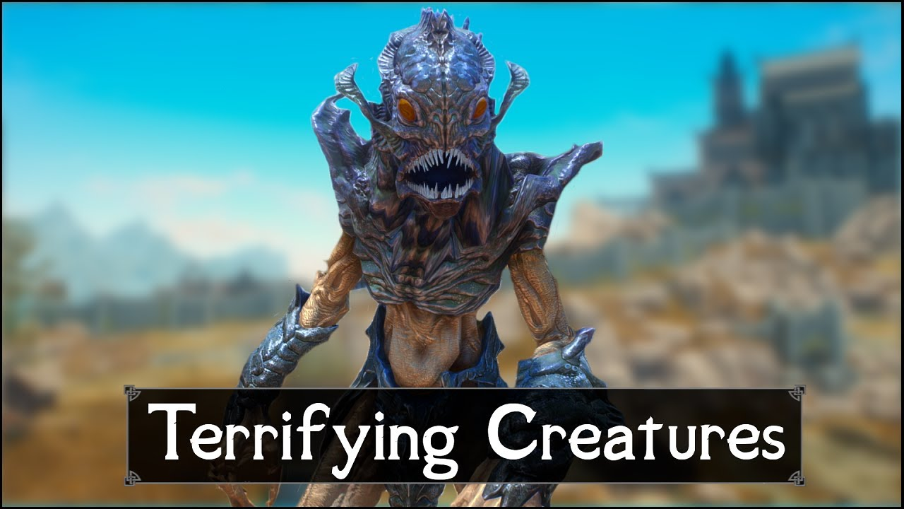 Skyrim: 5 More Disturbing Creatures You Should Absolutely Avoid in The Elder Scrolls 5: Skyrim thumbnail