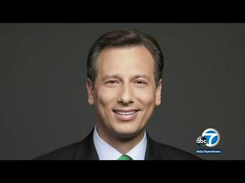 Chris Burrous, KTLA weekend morning anchor, dies at 43 | ABC7