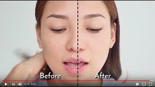 Cledbel Gold Miracle Lifting Mask - Korea's Latest Instant Face Lift Mask