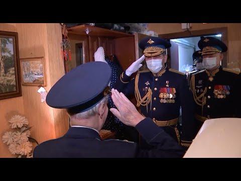 Поздравления для ветерана ВДВ