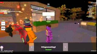ROBLOX: Twisted Murderer Starring IVSupremeKingZ
