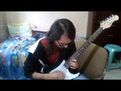 Last Note (Gumi / Vocaloid) - Tousou Honnou (Solo) - Guitar Cover
