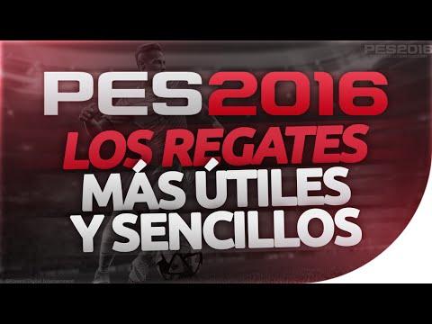 PES 2016 Tutorial 2.0 | Los Regates Más Útiles y Sencillos (Autofinta ON)