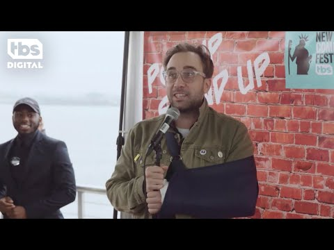 Pop Up Stand Up: Liberty Island Ferry Edition | TBS