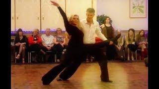 Revolution Dance Teacher Cabaret York 2018 Keith & Emily Modern Jive