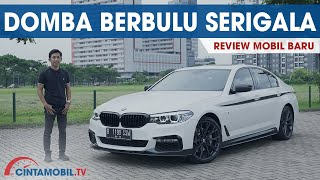 Download Video BMW 530i M Performance Kit Indonesia | Businessman Berkedok Atlet Lari | Cintamobil TV MP3 3GP MP4
