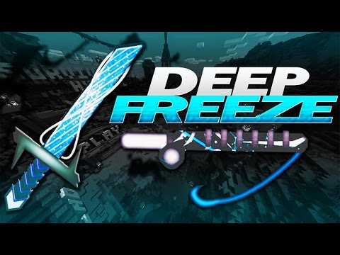 BEST Minecraft PvP Texture Pack - DEEP FREEZE - 1.8+ NEW HD Amazing PvP Pack