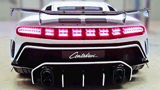 $9M Bugatti Centodieci – Presentation, Specs, Design