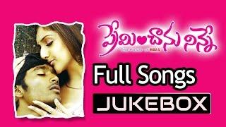 Preminchanu Ninne Telugu Movie Songs Jukebox ll Dhanush, Sridevi