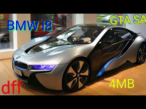 How To Download Bmw I8 Gta Sa Android Dff 4mb Youtube