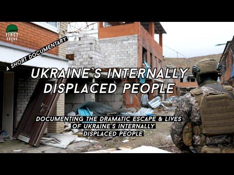 Ukraine's Internally Displaced People (Short Documentary)