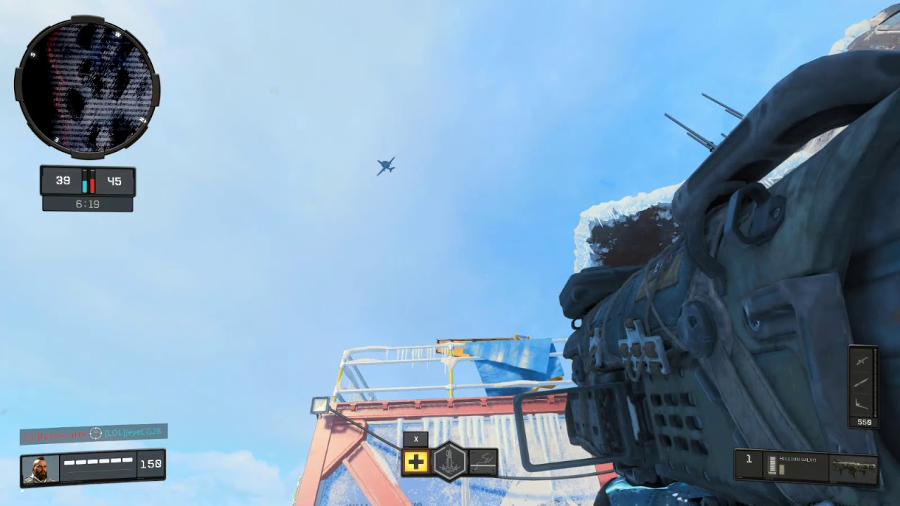 Two UAV's One Rocket. BO4