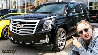 Here's Why Cadillacs are Crap