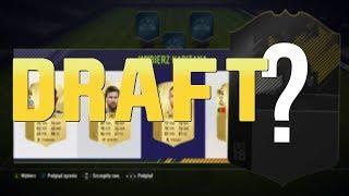 TRAFIŁEM SUPER KARTE OTW! FIFA 18 DRAFT
