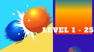 Ball Action Game Walkthrough Level 1-25