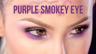 Purple Smokey Eye Thumbnail