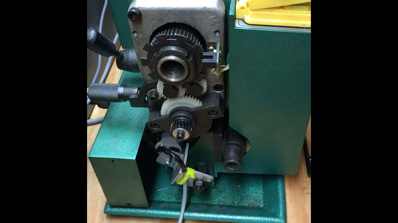 g0765 mini lathe spindle speed tachometer installation [ 1280 x 720 Pixel ]