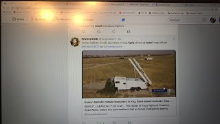Iran Points Missiles at Israel