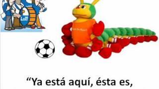 Poema de Futbol INFANTIL sobre animales