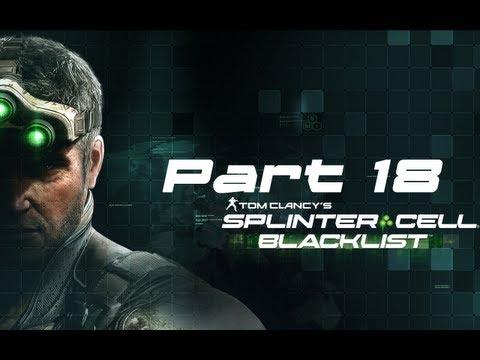 Splinter Cell Blacklist Walkthrough/Playthrough 18 - Game Crashes Ohh Boy! |